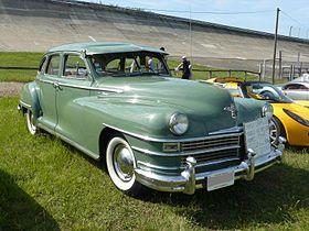 Chrysler Windsor 1939 - 1961 Sedan #8