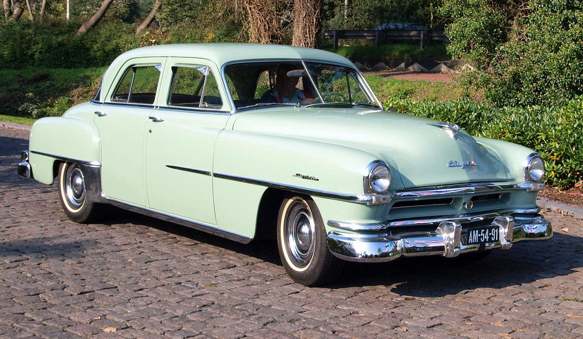 Chrysler Windsor 1939 - 1961 Sedan #5