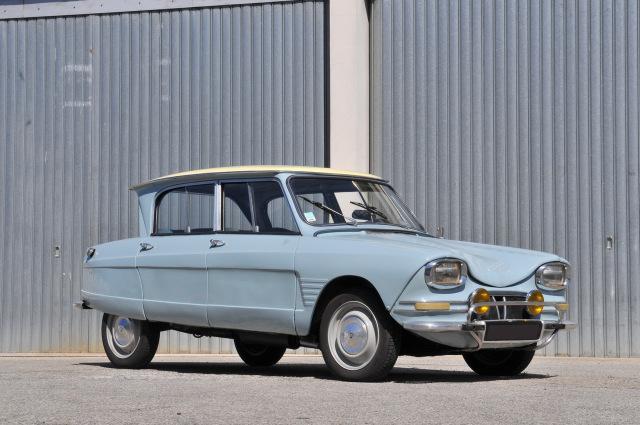 Citroen AMI 1961 - 1978 Sedan #6