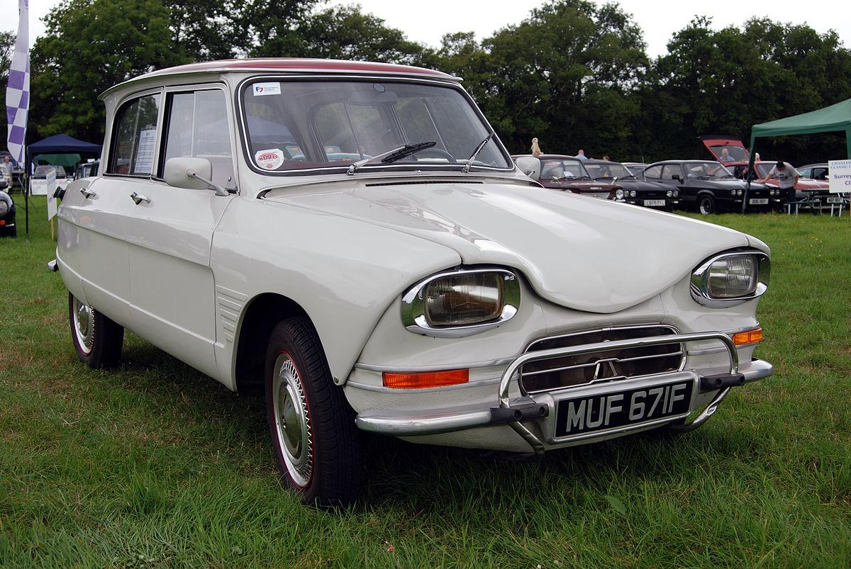 Citroen AMI 1961 - 1978 Sedan #7