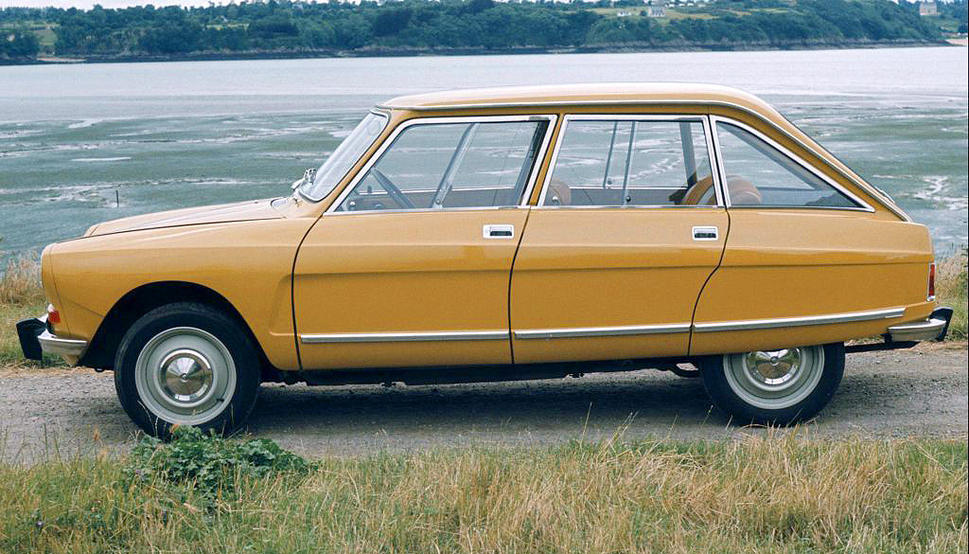 Citroen AMI 1961 - 1978 Sedan #5