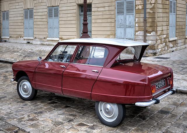 Citroen AMI 1961 - 1978 Sedan #1