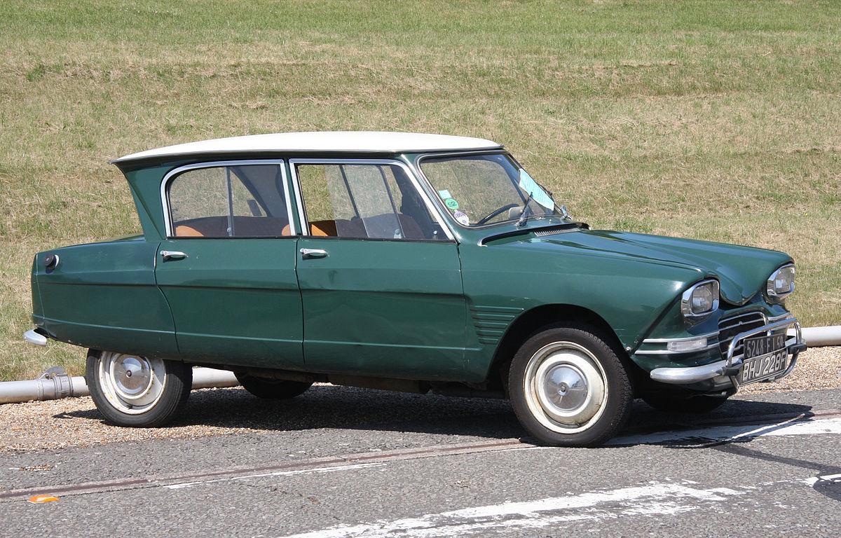Citroen AMI 1961 - 1978 Sedan #2