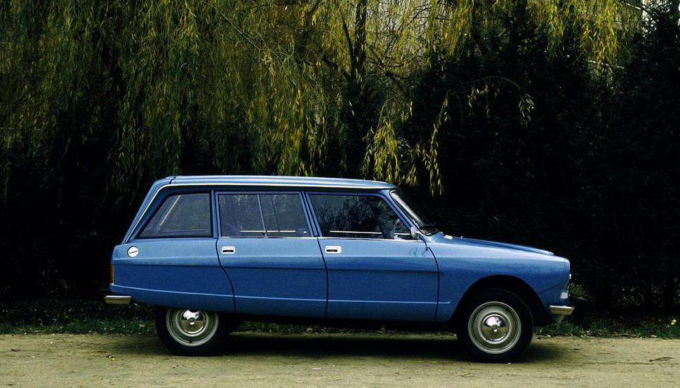 Citroen AMI 1961 - 1978 Sedan #4