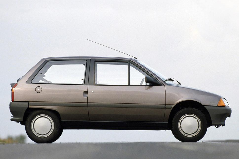 Citroen AX 1986 - 1998 Hatchback 3 door #5