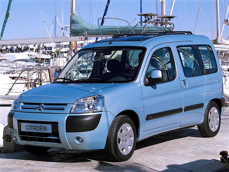 Citroen Berlingo I 1996 - 2002 Compact MPV #6