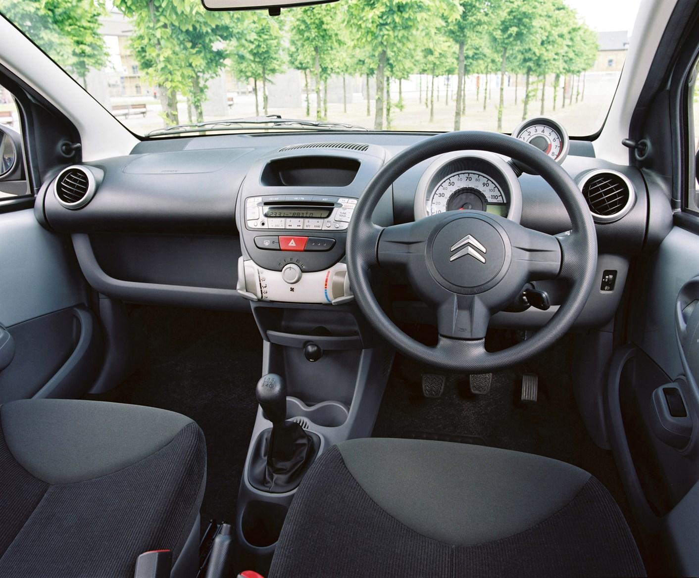 Citroen C1 I 2005 - 2008 Hatchback 3 door #3