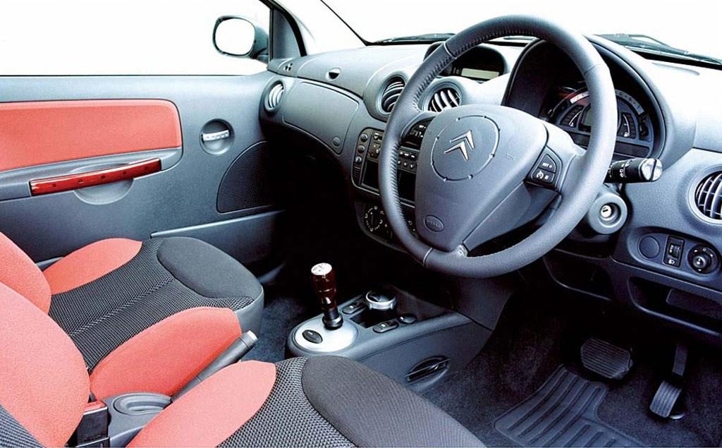 Citroen C2 2003 - 2008 Hatchback 3 door #4