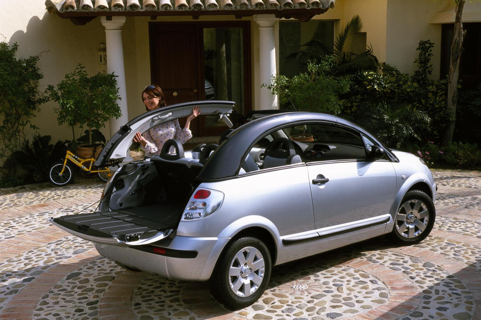 Citroen C3 I 2002 - 2006 Cabriolet #1