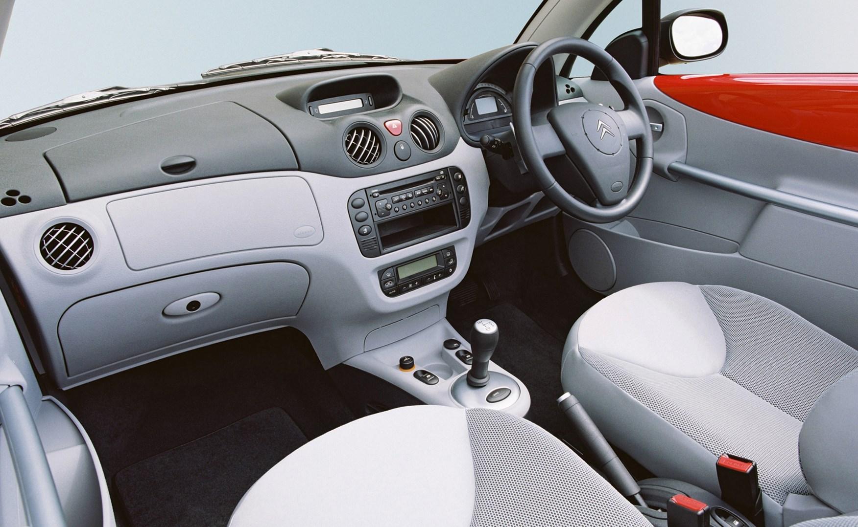 Citroen C3 I 2002 - 2006 Cabriolet #3