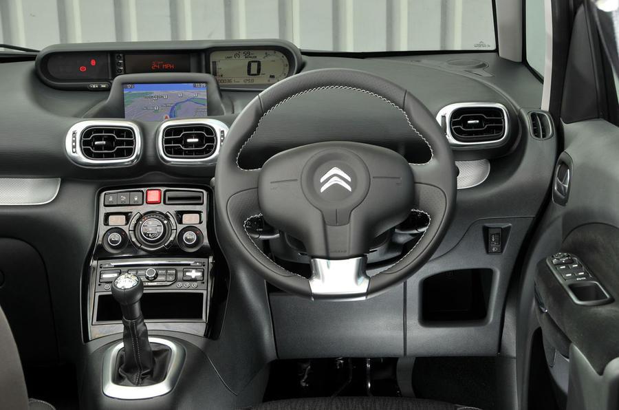 Citroen C3 Picasso I 2009 - 2012 Compact MPV #4