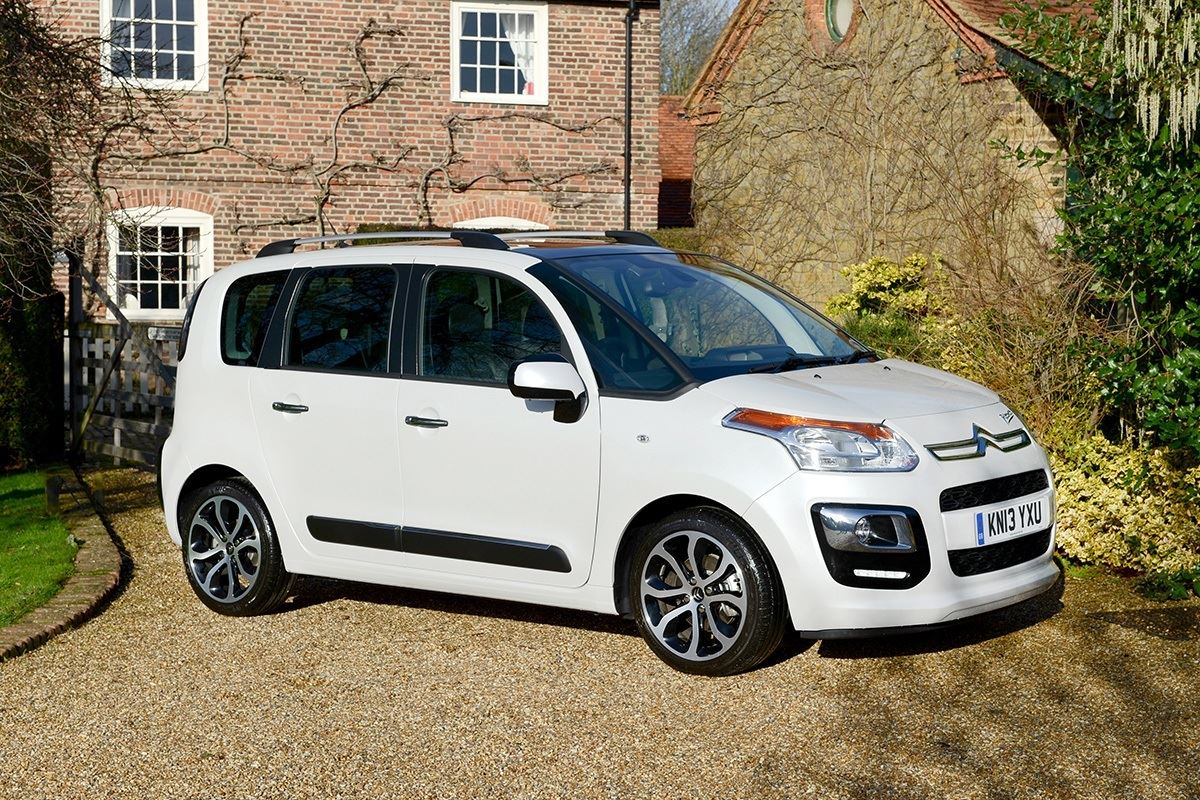 Citroen C3 Picasso I Restyling 2012 - now Compact MPV #1