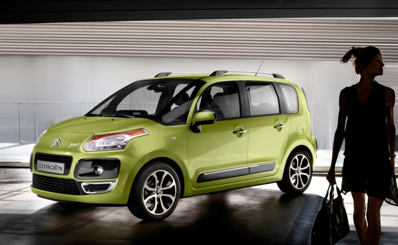 Citroen C3 Picasso I Restyling 2012 - now Compact MPV #4