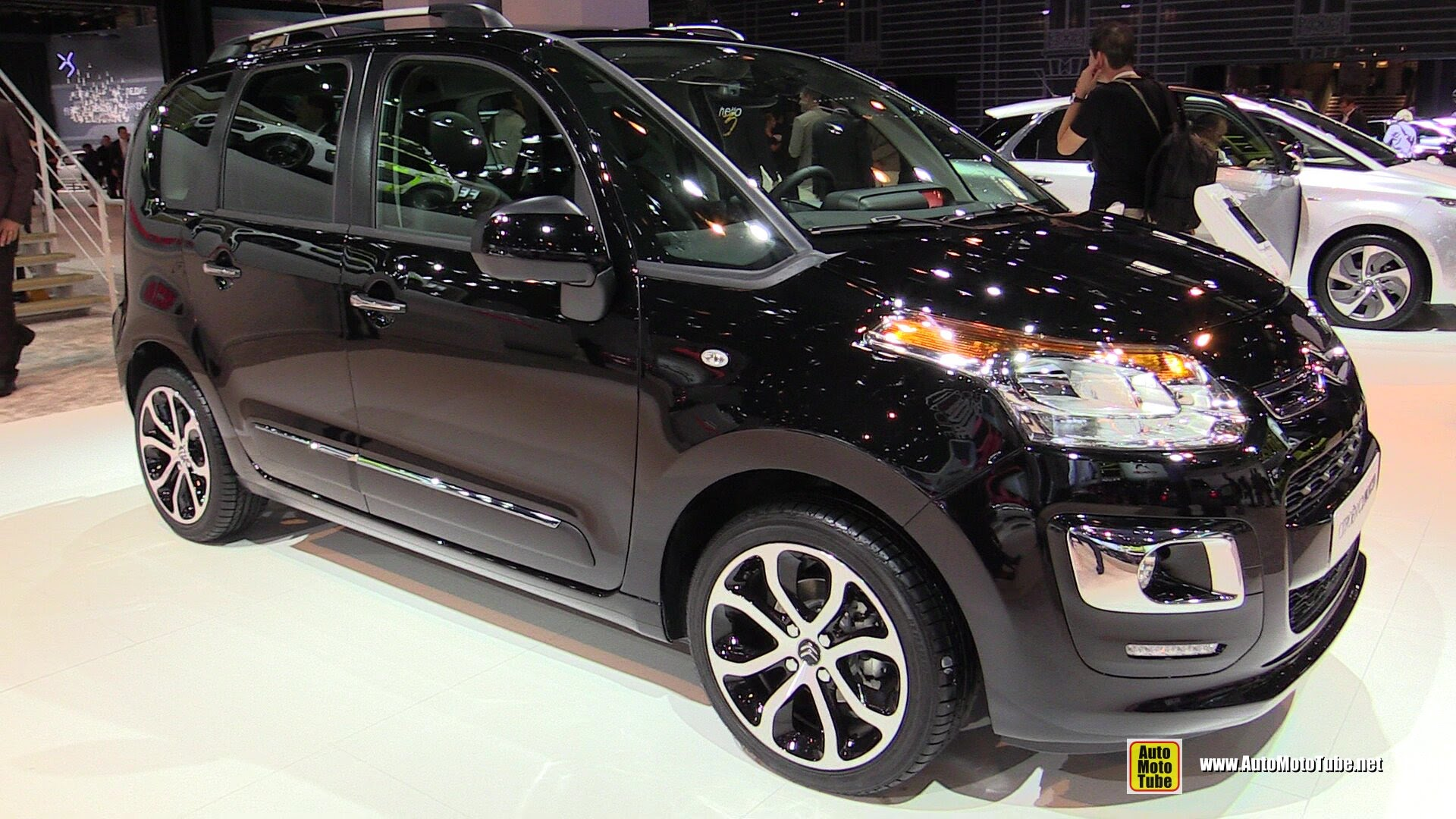 Citroen C3 Picasso I Restyling 2012 - now Compact MPV #2