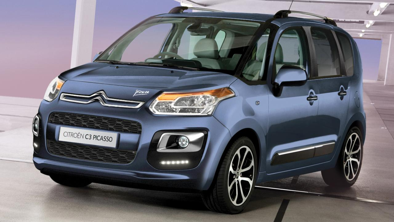Citroen C3 Picasso I Restyling 2012 - now Compact MPV #7