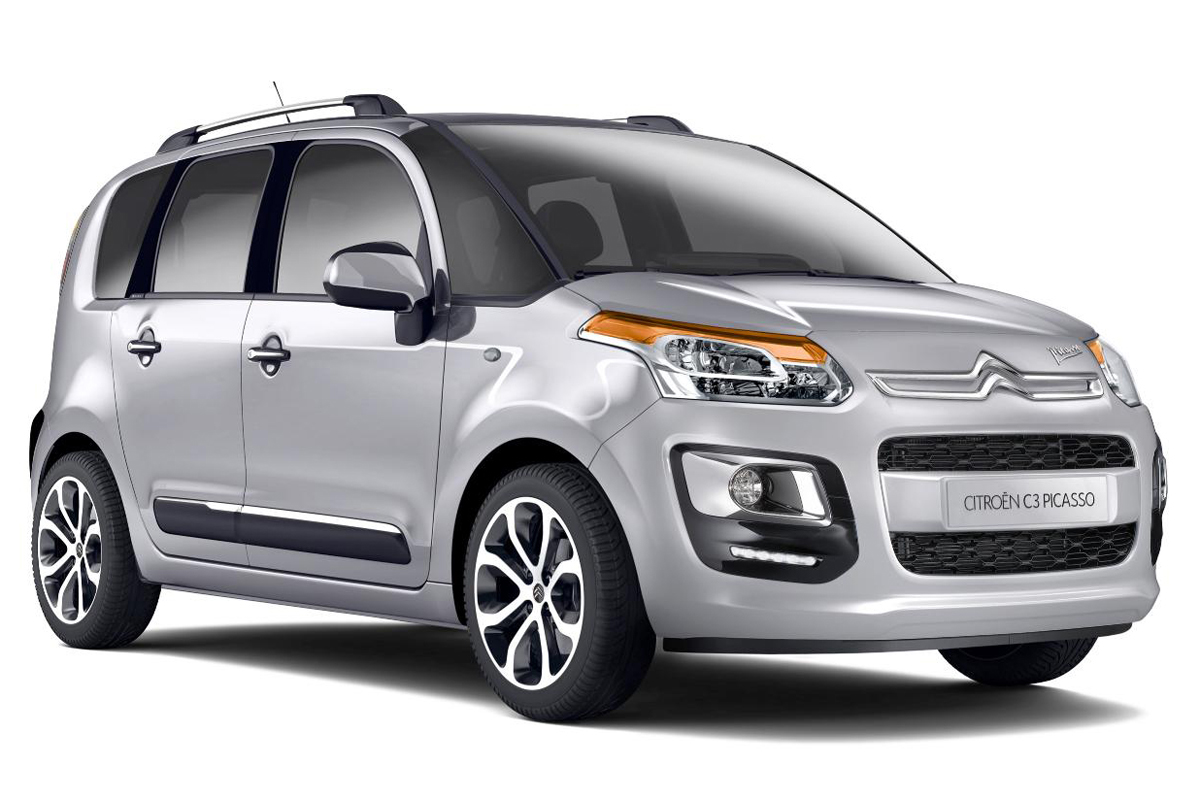 Citroen C3 Picasso I Restyling 2012 - now Compact MPV #6