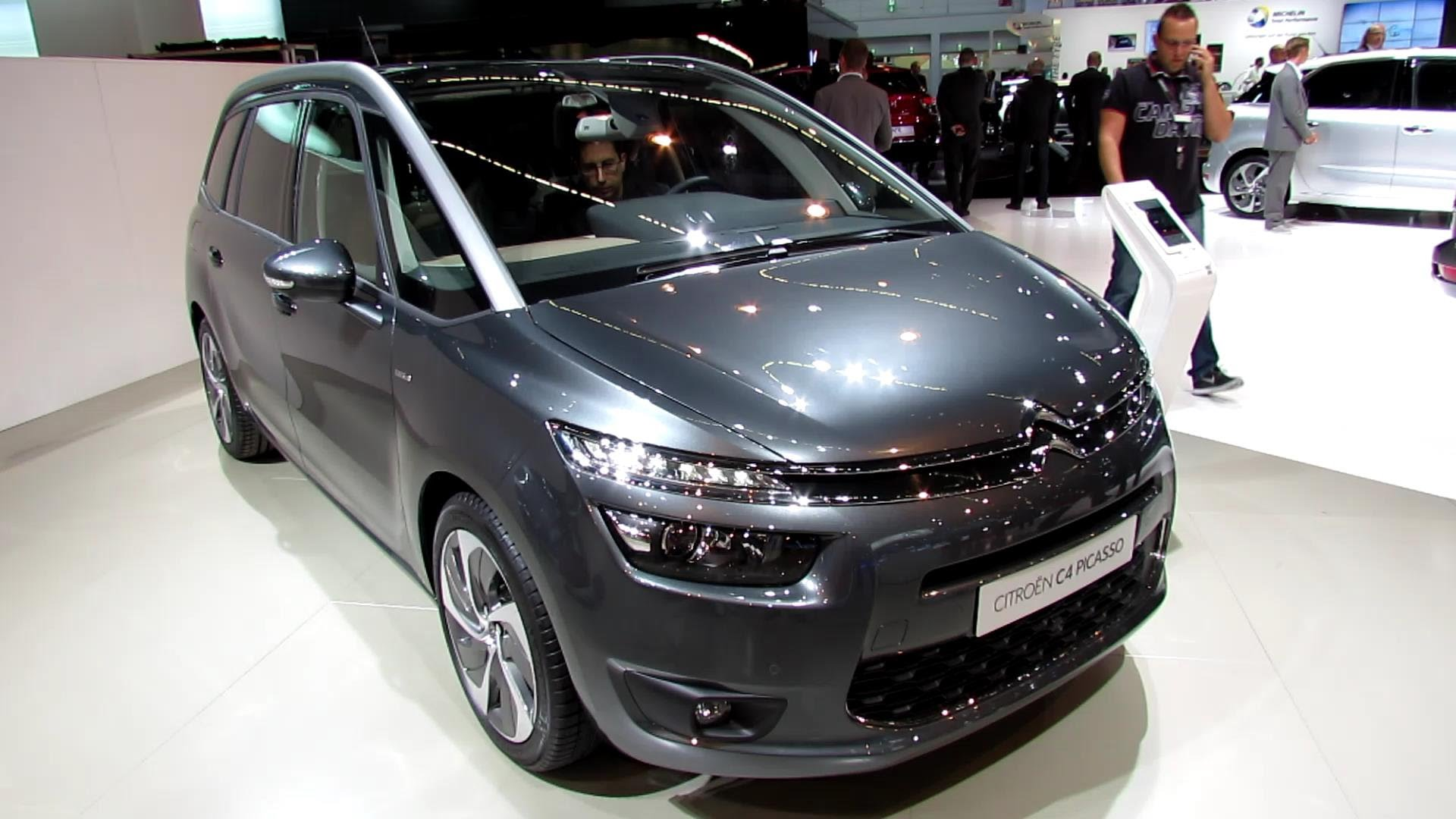 Citroen C4 Picasso II Restyling 2016 - now Compact MPV #7