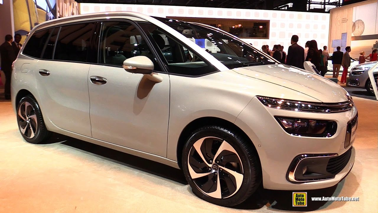 Citroen C4 Picasso II Restyling 2016 - now Compact MPV #5