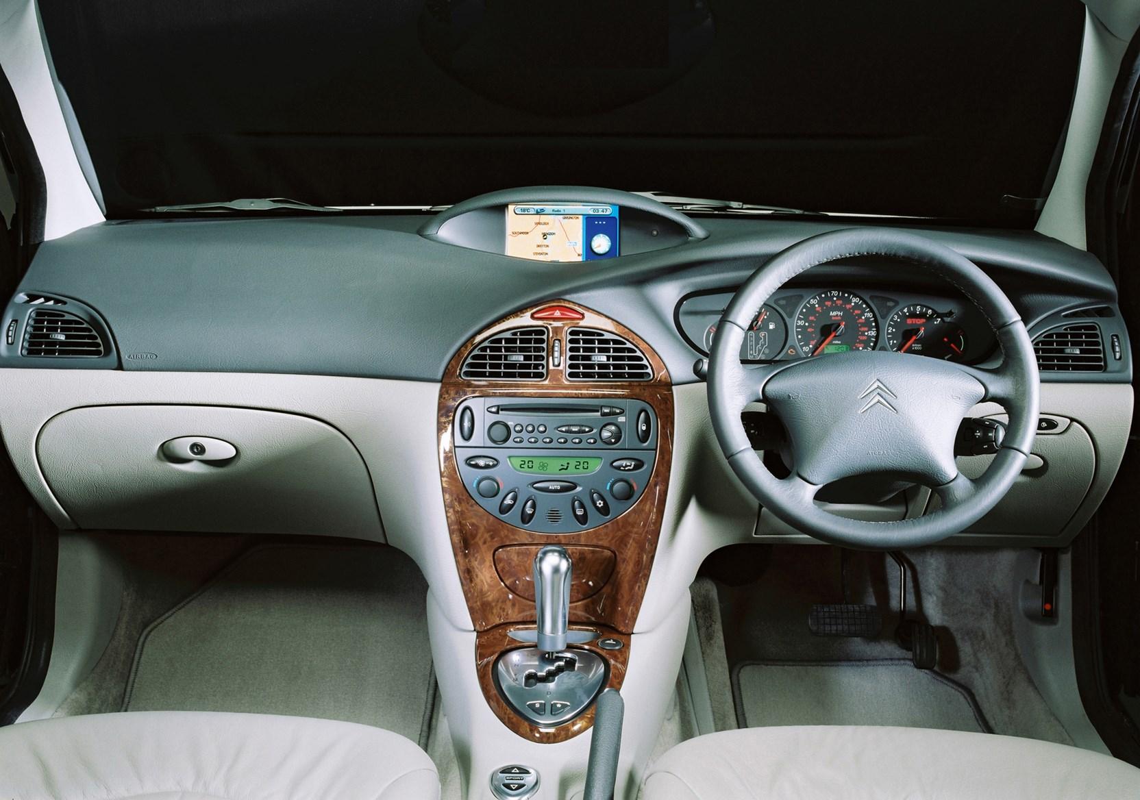 Citroen C5 I 2001 - 2004 Liftback #2
