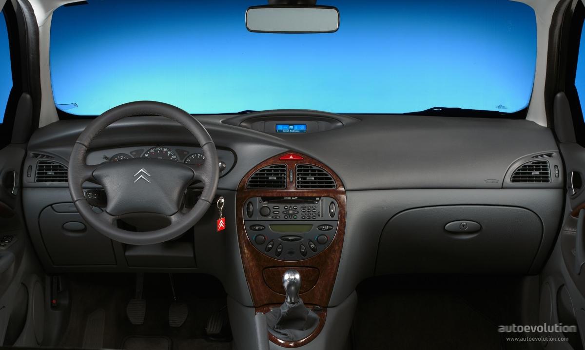 Citroen C5 I 2001 - 2004 Liftback #6