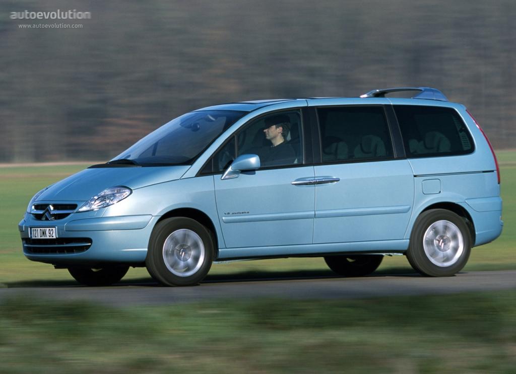 Citroen C8 I 2002 - 2008 Minivan #1