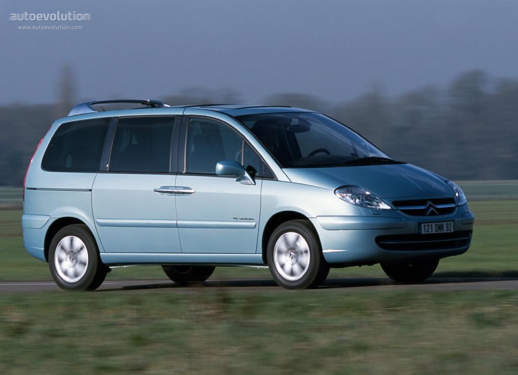 Citroen C8 I 2002 - 2008 Minivan #4