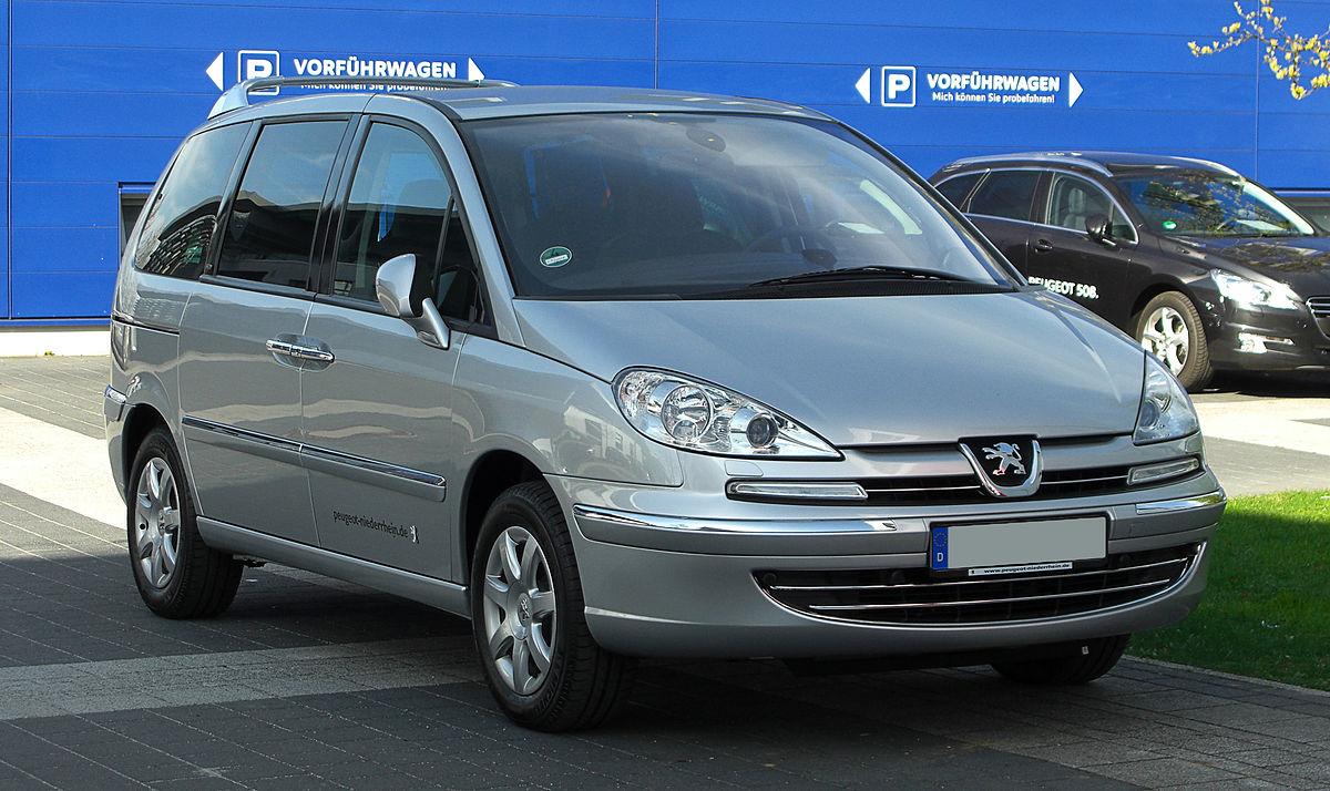 Peugeot 807 I Restyling 2008 - 2014 Minivan #8