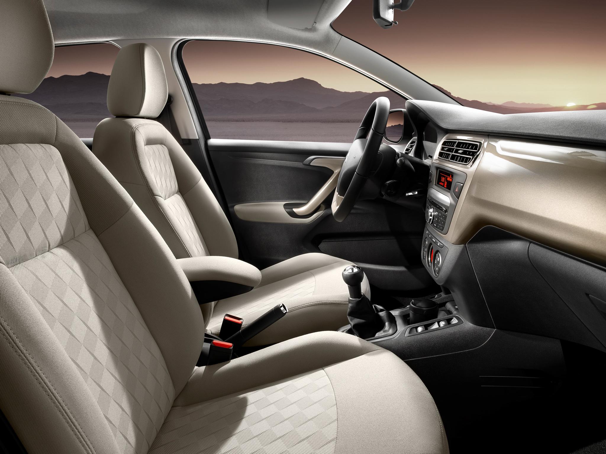 Citroen C-Elysee 2013 - now Sedan #6