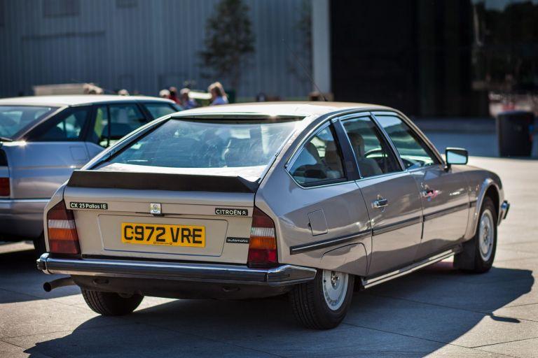 Citroen CX I 1974 - 1985 Hatchback 5 door #4