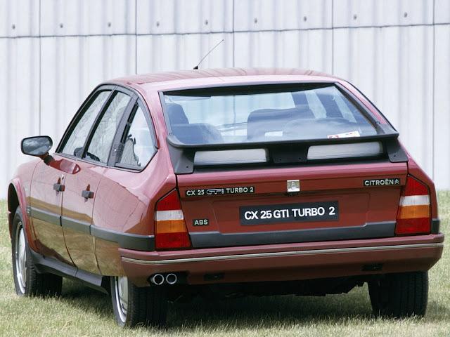 Citroen CX I 1974 - 1985 Hatchback 5 door #1