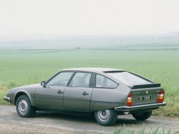 Citroen CX I 1974 - 1985 Hatchback 5 door #2