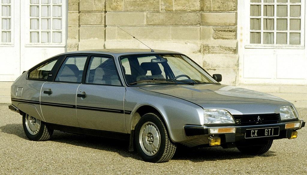 Citroen CX I 1974 - 1985 Hatchback 5 door #6