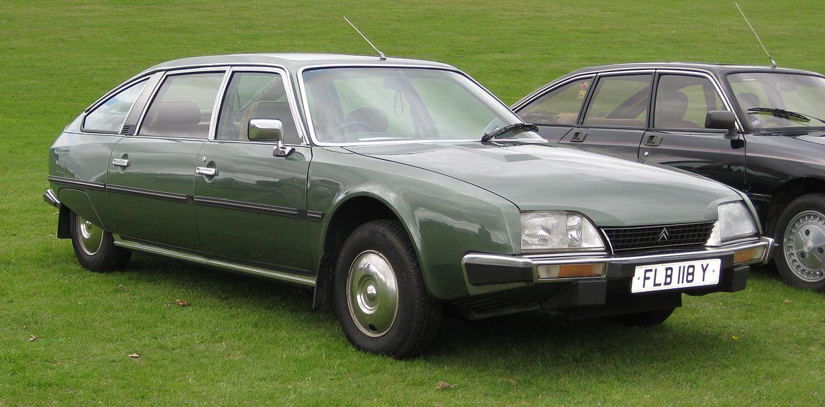 Citroen CX II 1985 - 1991 Station wagon 5 door #8