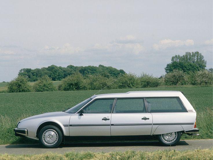 Citroen CX I 1974 - 1985 Station wagon 5 door #6