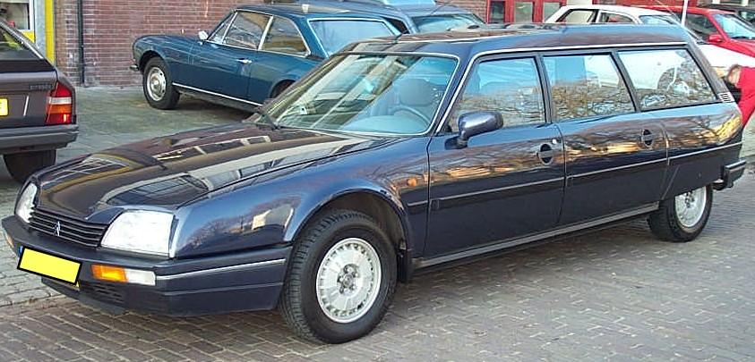 Citroen CX II 1985 - 1991 Station wagon 5 door #4