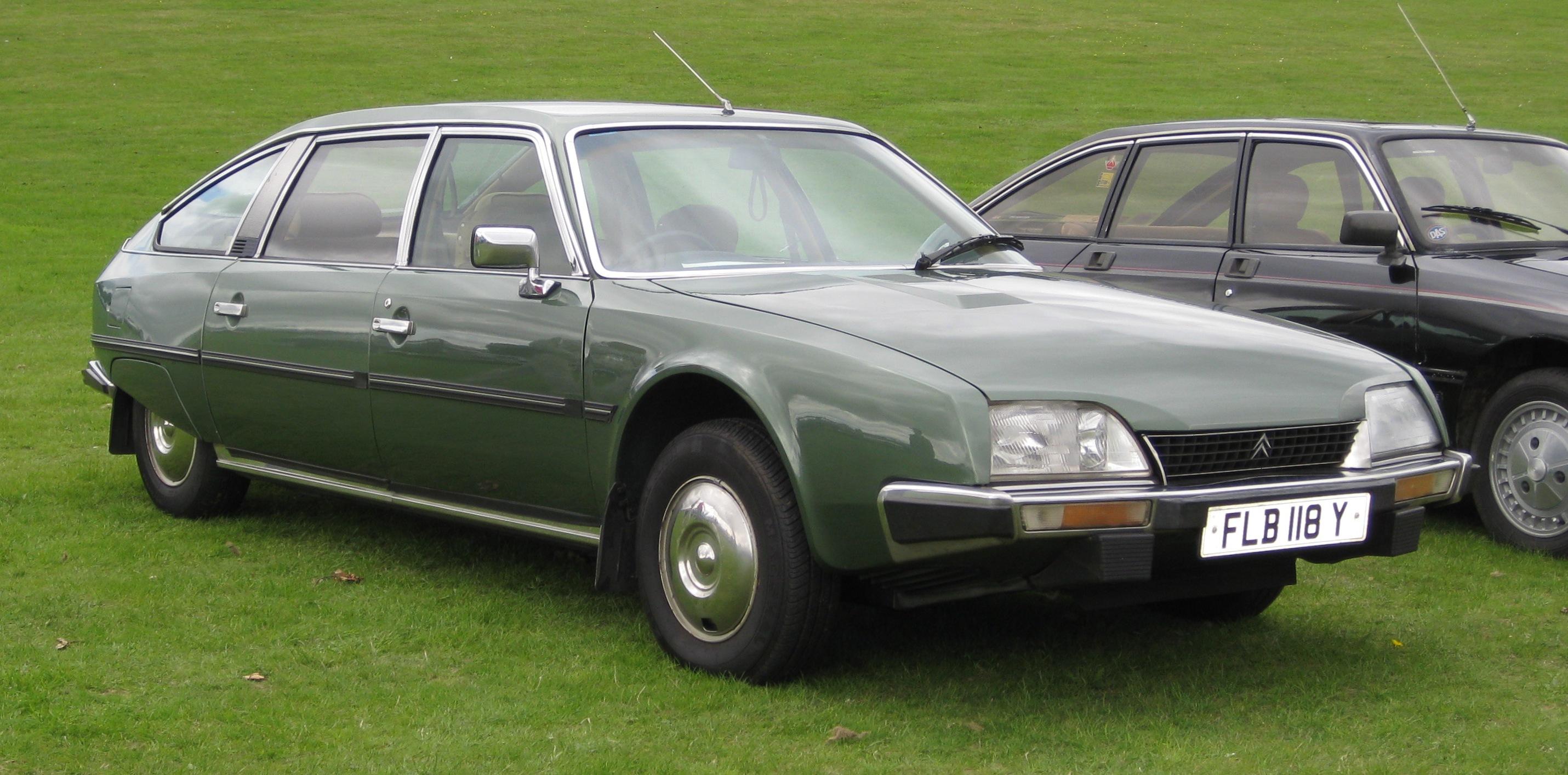 Citroen CX I 1974 - 1985 Station wagon 5 door #5