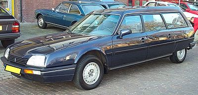 Citroen CX II 1985 - 1991 Station wagon 5 door #7