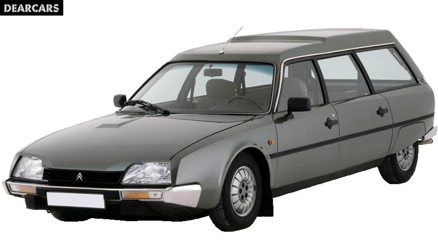 Citroen CX II 1985 - 1991 Station wagon 5 door #2