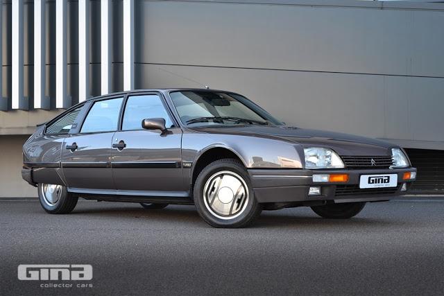 Citroen CX II 1985 - 1991 Hatchback 5 door #6