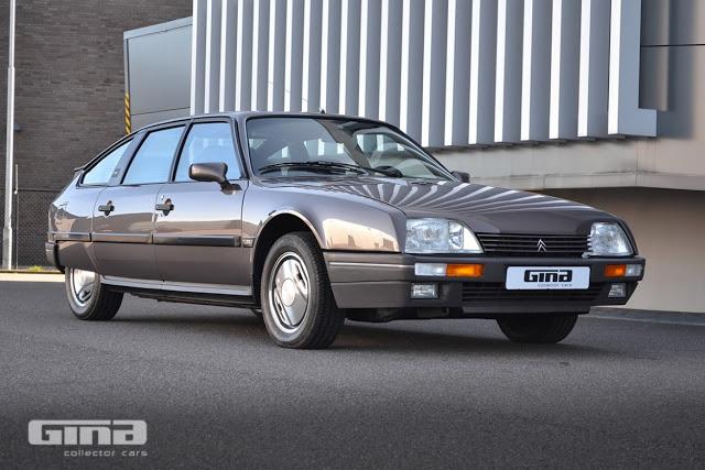 Citroen CX II 1985 - 1991 Hatchback 5 door #3