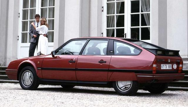 Citroen CX II 1985 - 1991 Hatchback 5 door #4