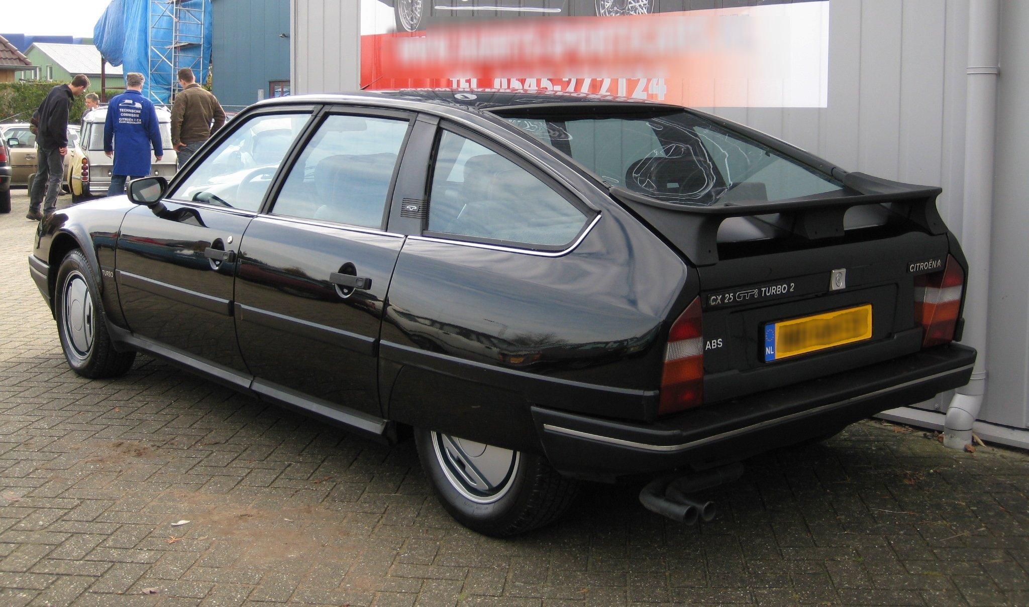Citroen CX II 1985 - 1991 Hatchback 5 door #5