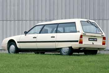 Citroen CX II 1985 - 1991 Station wagon 5 door #1
