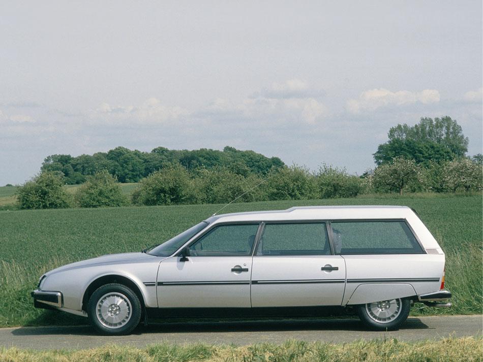 Citroen CX II 1985 - 1991 Station wagon 5 door #3