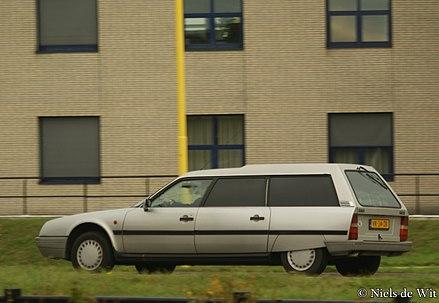 Citroen CX II 1985 - 1991 Station wagon 5 door #6