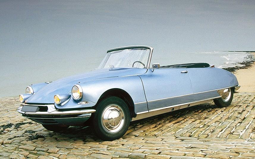 Citroen DS I 1955 - 1963 Cabriolet #8