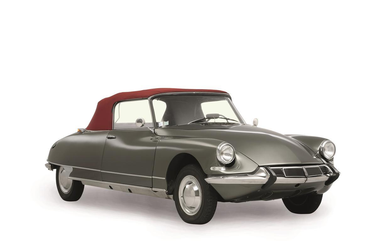 Citroen DS I 1955 - 1963 Cabriolet #5