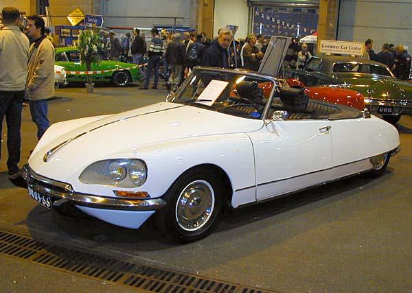 Citroen DS I 1955 - 1963 Cabriolet #7