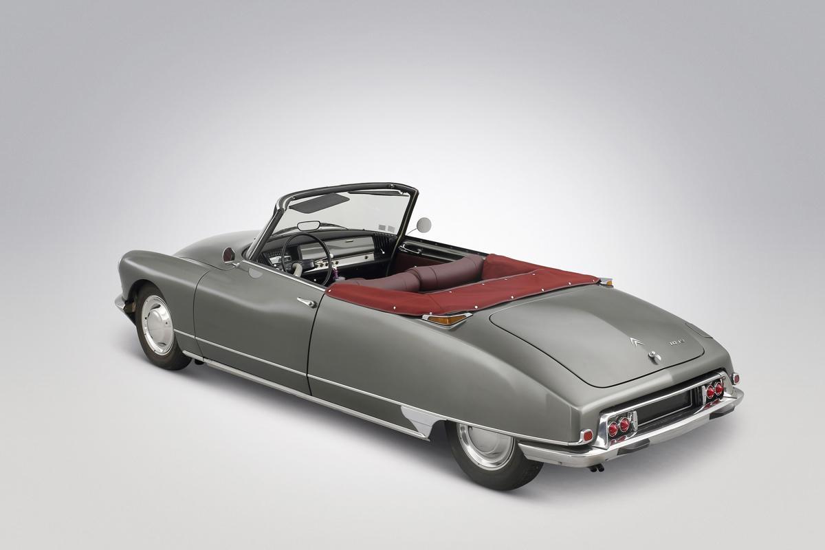 Citroen DS I 1955 - 1963 Cabriolet #6