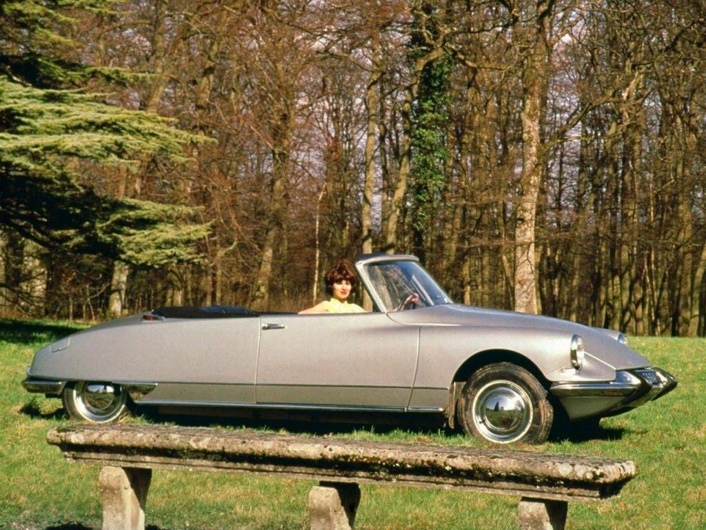 Citroen DS I 1955 - 1963 Cabriolet #4